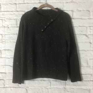 3/$15 J. JILL Turtle Neck Sweater Top Petite